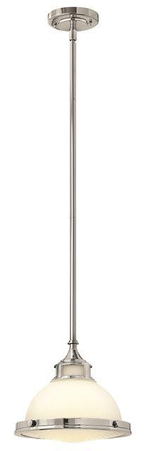 Lampa wisząca Hamilton mini - Ardant Decor - chrom