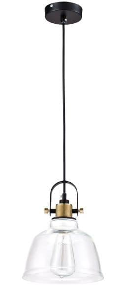 Lampa wisząca Irving - Maytoni - przezroczyste szkło