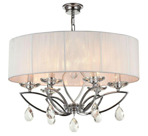 Lampa wisząca Miraggio - Maytoni - 6 żarówek - kryształy