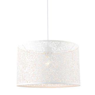 Lampa wisząca Secret Garden 40 - Endon Lighting - kremowa