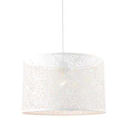 Lampa wisząca Secret Garden 40 - Endon Lighting - kremowa