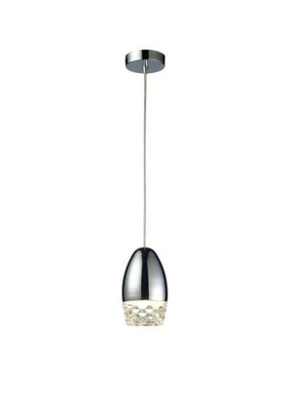 Lampa wiszaca - Sila - Zuma Line - chrome
