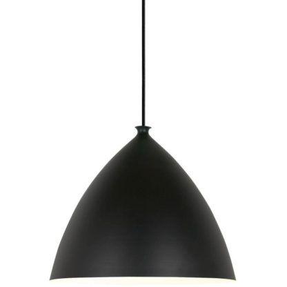 Lampa wisząca Slope 35 - DFTP - Nordlux - czarny klosz