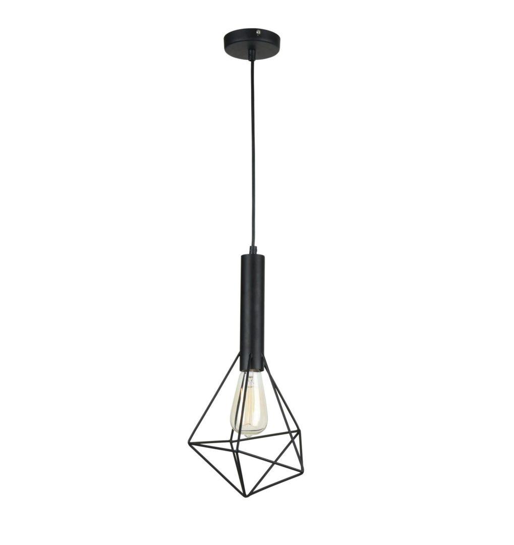 Lampa wisząca Spider - Maytoni - czarny metal