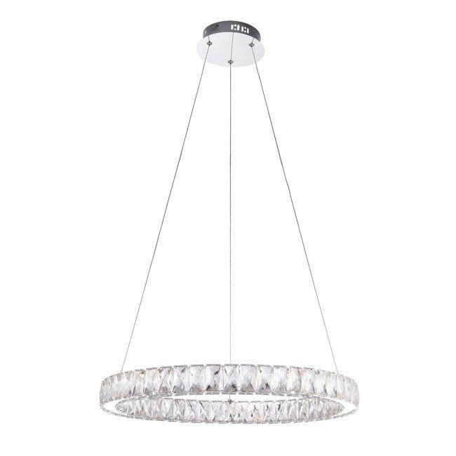Lampa wisząca Swayze LED - Endon Lighting - okrągła