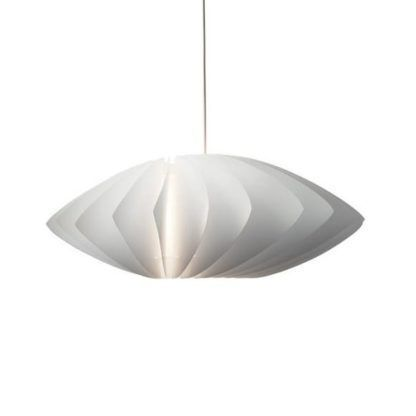 Lampa wisząca Twist biała - Norla Design
