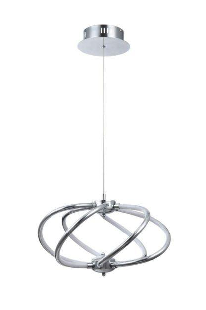 Lampa wisząca Venus 06 - Maytoni - chrom