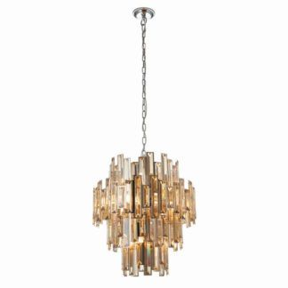 Lampa wisząca Viviana - Endon Lighting - 12 żarówek