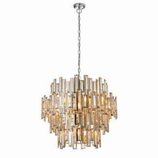 Lampa wisząca Viviana - Endon Lighting - 15 żarówek