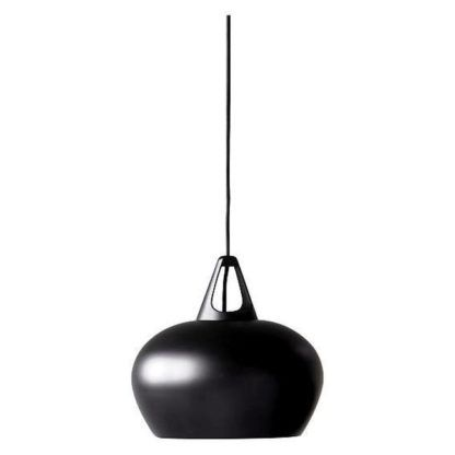 Mała lampa Belly 29 - DFTP - Nordlux, czarny metal