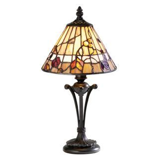Mała lampa stołowa Bernwood - Interiors - mozaika