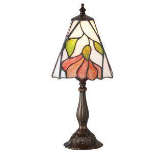 Mała lampa stołowa Botanica - Interiors - szkło