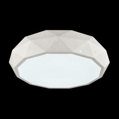 biały plafon z dziurami na sufit