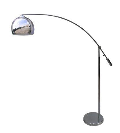 Lampa podłogowa - Manhattan - Zuma Line z ramieniem