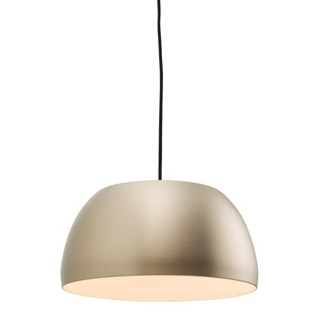 Metalowa lampa wisząca Connery - Endon Lighting - mat