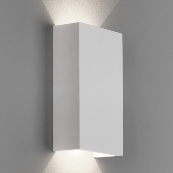 Minimalistyczny kinkiet Rio 125 LED - Astro Lighting - biały