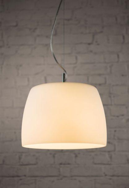 Lampa wisząca Nimis duża Astro Lighting szklana