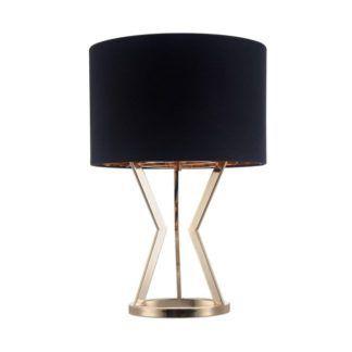 Nowoczesna lampa stołowa Montana - Maytoni - czarna