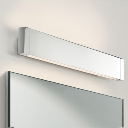 Nowoczesny kinkiet Bergamo 600 LED - Astro Lighting - chrom