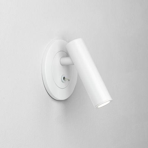 Nowoczesny kinkiet Enna LED - Astro Lighting - biały