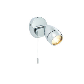 Nowoczesny kinkiet Porto LED - Endon Lighting - chrom