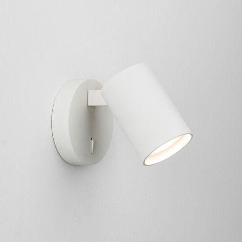 Nowoczesny mały kinkiet - Astro Lighting - biały