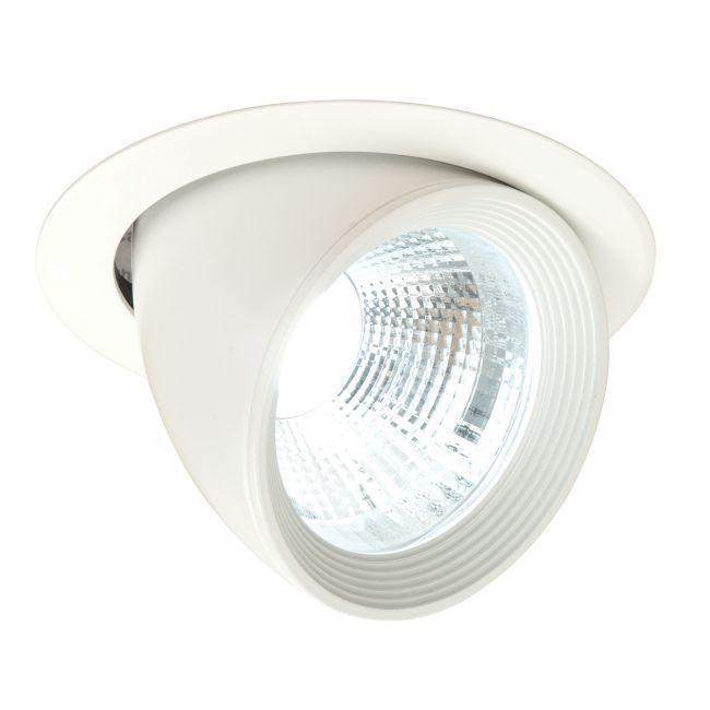 Oczko sufitowe Form 20 - Saxby Lighting - białe
