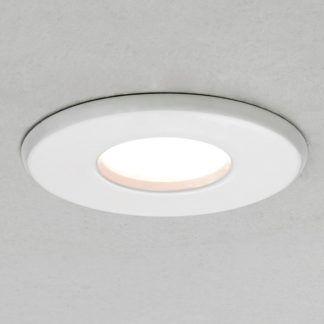 Minimalistyczne oczko sufitowe Kamo - Astro Lighting - białe