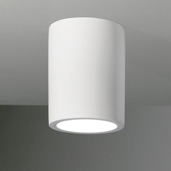 lampa sufitowa, nowoczesne, białe oczko