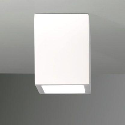Oczko sufitowe Osca 140 Square - Astro Lighting - białe