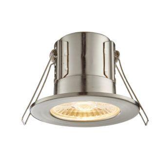 Oczko sufitowe ShieldECO - Saxby Lighting - nikiel