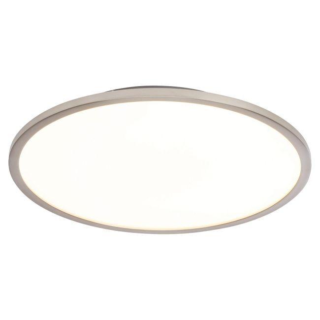 Okrągły plafon Ceres 35 - Endon Lighting - biały, metal