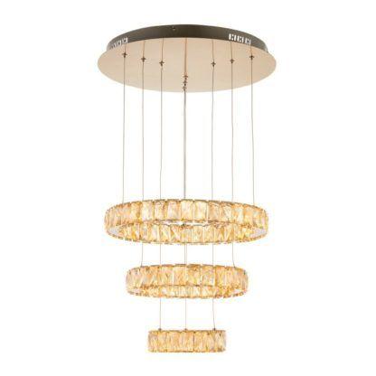 Oryginalna lampa wisząca Swayze 3 - Endon Lighting - LED