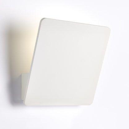 Oryginalny kinkiet Kamber - Endon Lighting - biały