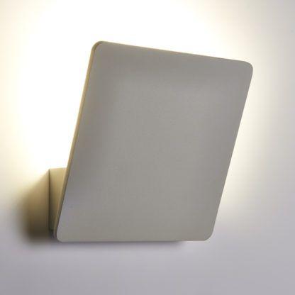 ledowy kinkiet do dekoracji światłem, styl nowoczesny