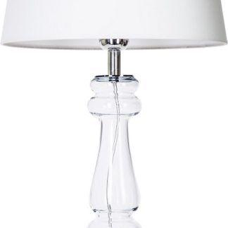 Lampa stołowa - Petit Trianon Transparent 4concepts - biała