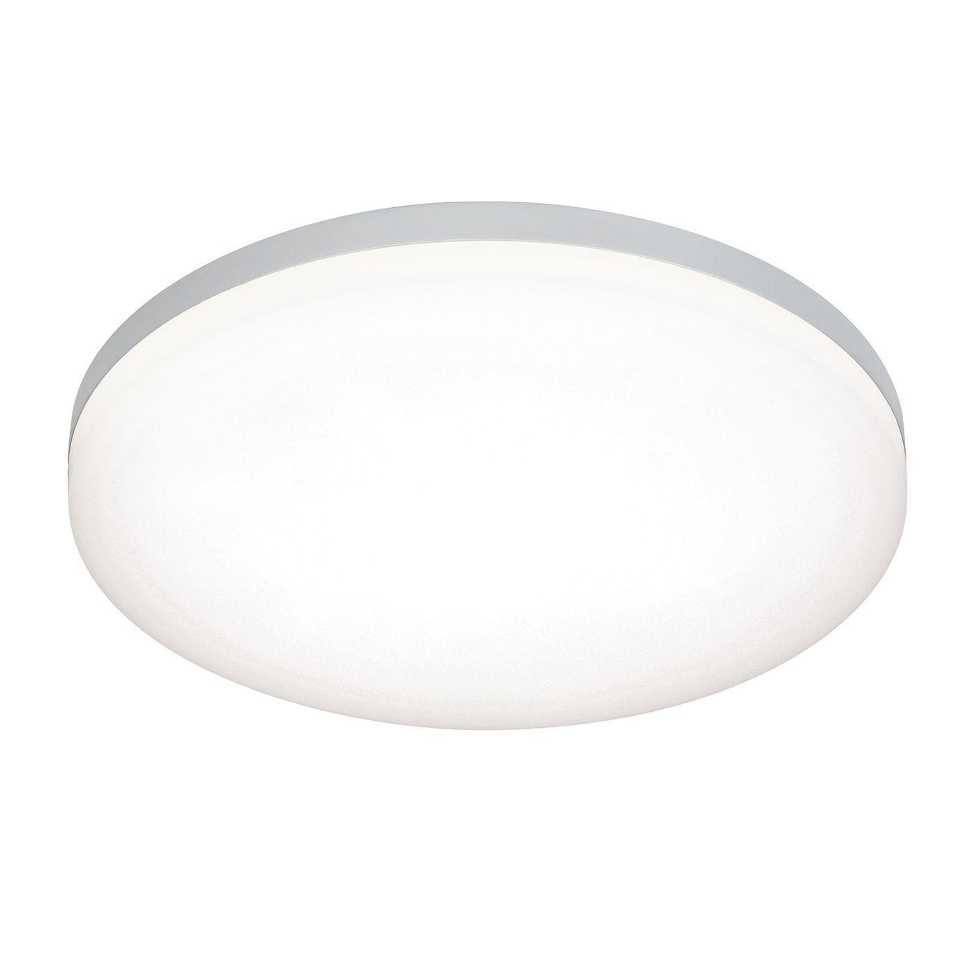 Plafon - Lampa ścienna Noble LED - Saxby Lighting - srebrny, biały