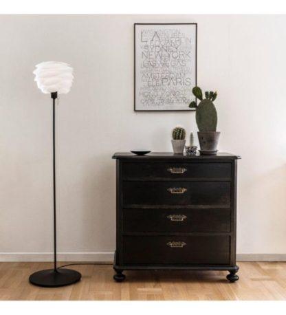 czarna podstawa do lampy podłogowej Vita Copenhagen