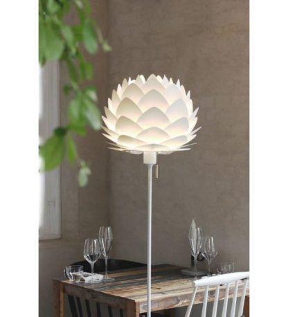 Podstawa Champagne do lamp podłogowych Umage - biała