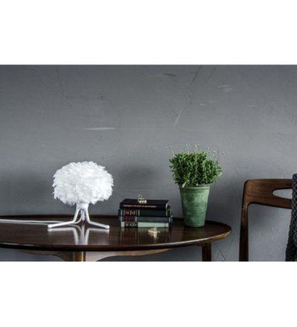 biała podstawa do lampy stołowej Vita Copenhagen
