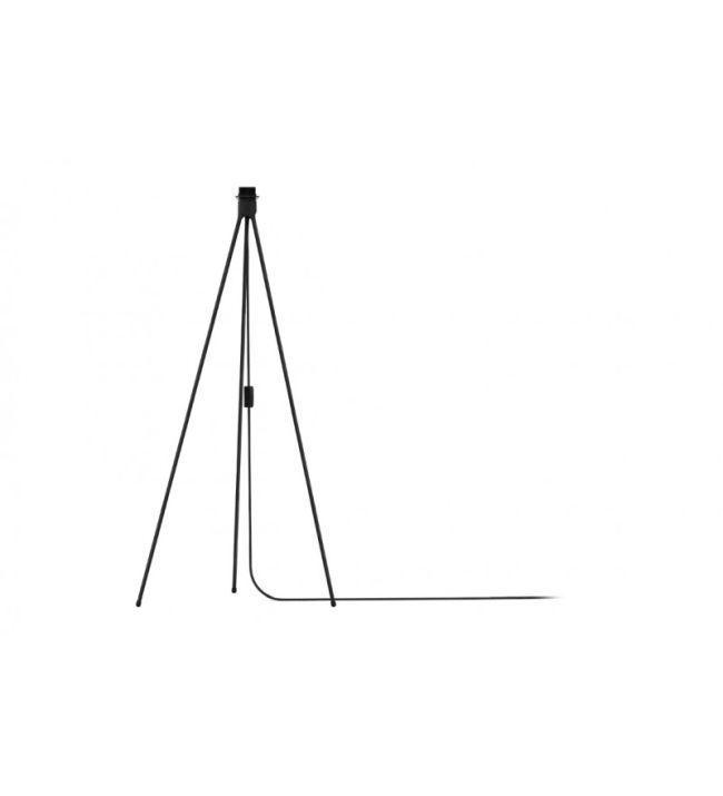 Podstawa Tripod do lamp podłogowych - czarne trójnogi - Umage