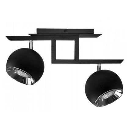 Podwójna lampa sufitowa Kula - AV-Lighting - czarna