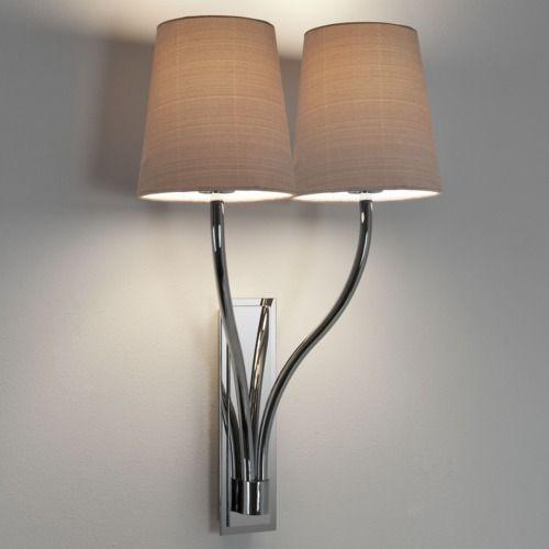 Podwójny kinkiet Limoges - Astro Lighting - chrom