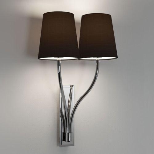 Podwójny kinkiet Limoges - Astro Lighting - srebrny
