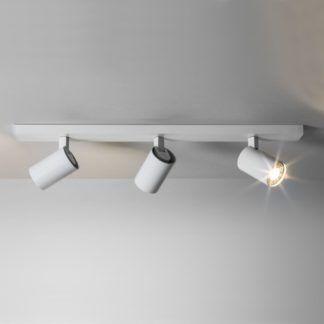 Potrójna lampa szynowa Ascoli - Astro Lighting - biała