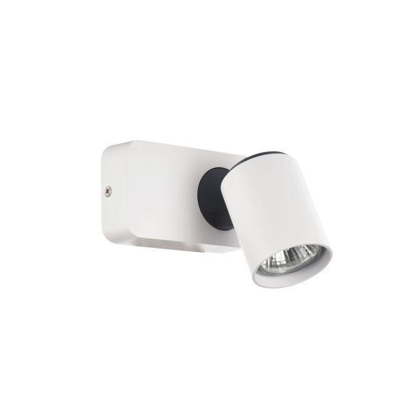 Reflektor Alliot - Maytoni - biały, metalowy