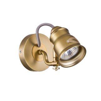 Reflektor Borgo - Maytoni - złoty
