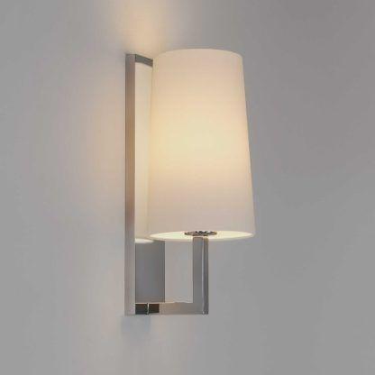 Kinkiet Riva Astro Lighting, polerowany chrom