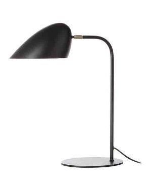 Stylowa lampa stołowa Hitchcock w stylu modern mid-century - Frandsen