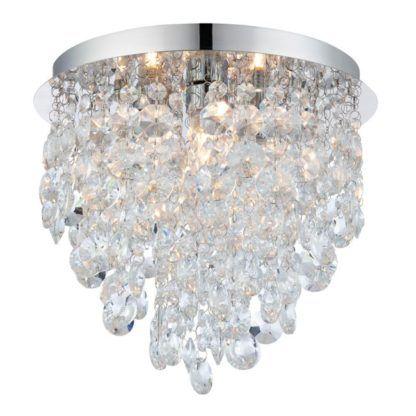 Stylowa lampa sufitowa Kristen - Endon Lighting